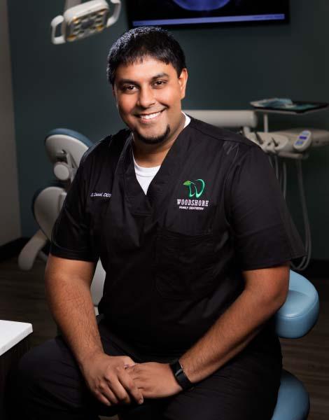 Dr. Desai